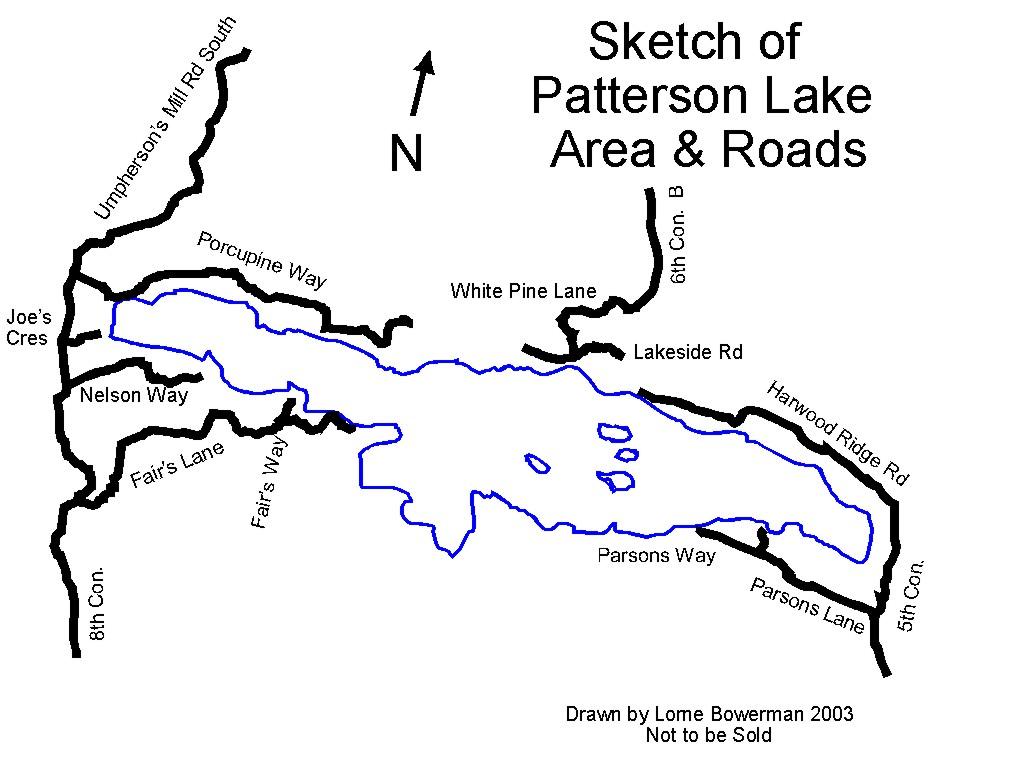 lake roads