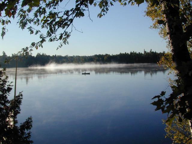 A Glimpse of Patterson Lake